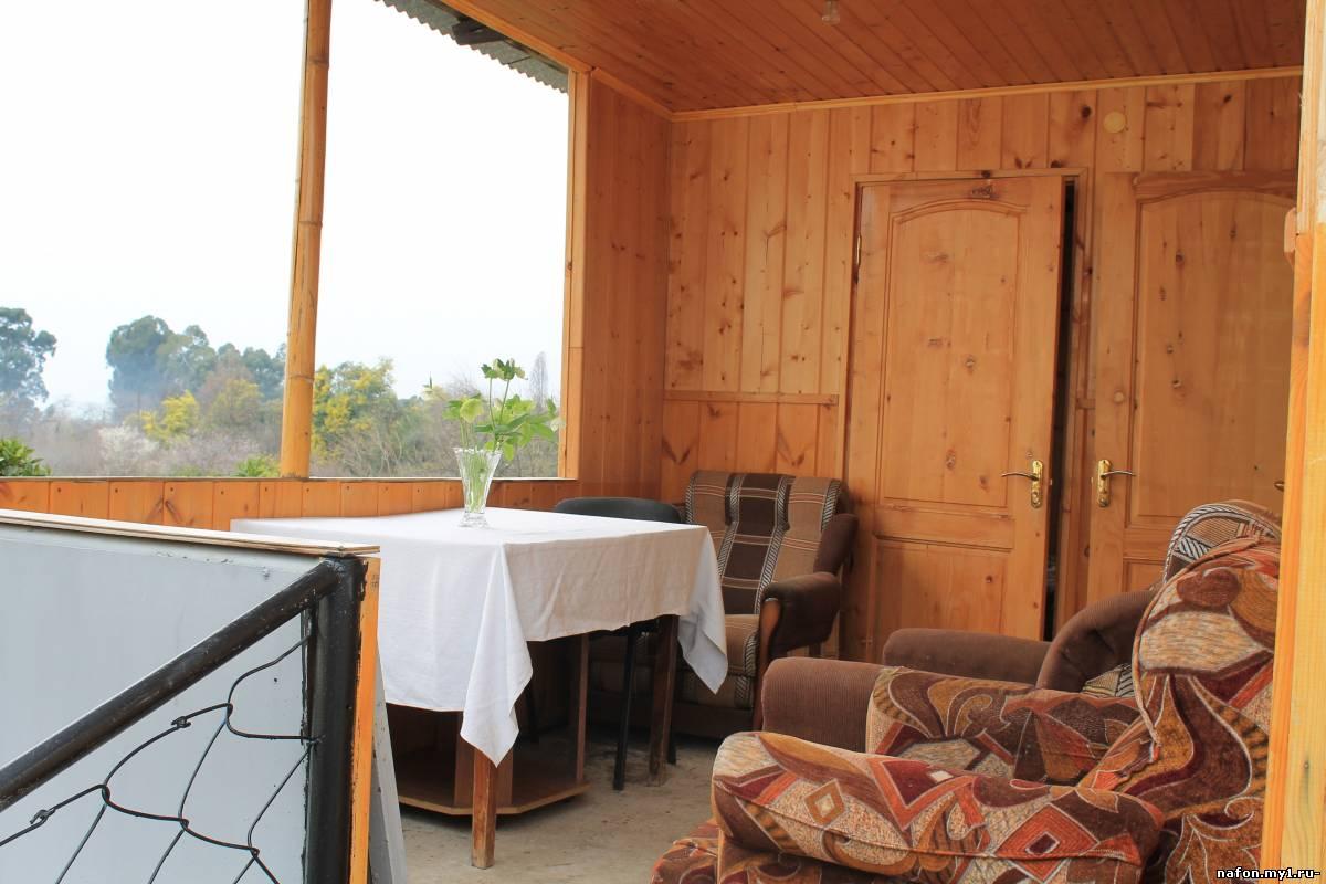 Гостевые дома новый афон абхазия цены